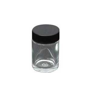 1oz. jar & cover 50-0052