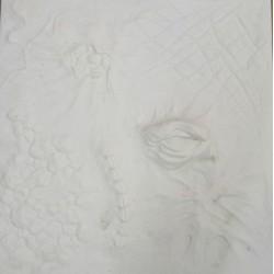 Airbrush Practise Board Reptilian