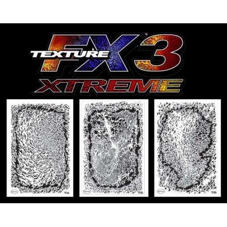 Artool Texture FX3 Mini Stencils