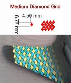 Diamond Grid Medium
