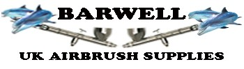 Barwell UK airbrush supplies